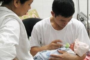 Chế độ nghỉ khi vợ sinh con, người chồng được nghỉ như thế nào?