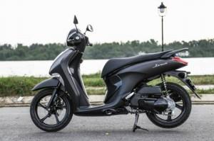 Chọn mua 2016 Yamaha Janus hay Honda Vision?