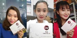 Laser Store Hàn Quốc đã có mặt tại Việt Nam với Laser Peel System Kit và TCA Home Peel Kit