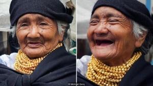 Loạt ảnh chứng minh rằng, người phụ nữ chỉ đẹp nhất khi họ cười