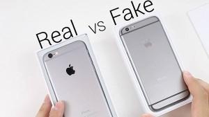 Mẹo hay nhận biết: 'iPhone phải có mã VN/A mới là hàng chính hãng'
