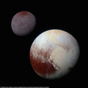 Nghi vấn: Có sự sống đang lẩn trốn trên sao Diêm Vương