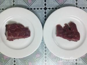 Thịt bò siêu rẻ chỉ 150.000 đồng/kg: chỉ có thể là lợn sề tẩm tiết bò?