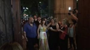 Tham dự đám cưới, cô gái bất ngờ thành... cô dâu trong sự ngỡ ngàng
