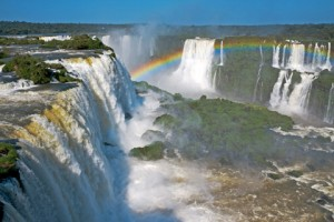 Thác Iguazu - Vẻ đẹp của kỳ quan thiên nhiên thế giới mới