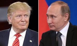 Tiết lộ bức thư Tổng thống Putin gửi cho ông Trump
