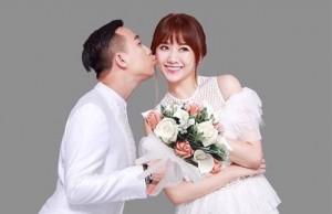 Những hình ảnh đầu tiên trong đám cưới Trấn Thành - Hari Won