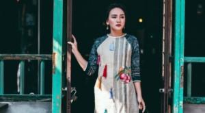 Áo dài cách tân – xu hướng thời trang Tết 2017
