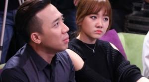 Bị Hari Won tố ích kỷ và tiết lộ giới tính, Trấn Thành phản ứng bất ngờ