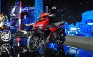 Giá bán xe Honda Air Blade tháng 1/2017