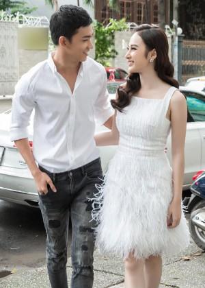 Lộ bằng chứng 'tố' Angela Phương Trinh - Võ Cảnh yêu nhau là thật
