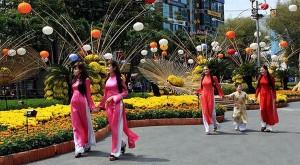 Những điểm vui Tết Đinh Dậu không thể bỏ qua tại Hà Nội, TP.HCM, Đà Nẵng, Hội An