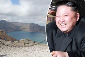 Núi thiêng có nguy cơ phun trào, Triều Tiên đối mặt thảm họa tận thế