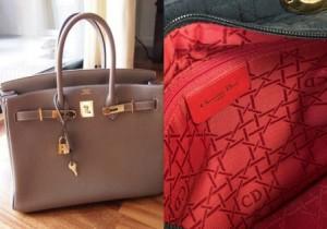 Bỏ nghìn đô mua túi xách hàng hiệu, bạn không thể bỏ qua dấu hiệu phân biệt đồ 'fake' sau