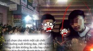 Status gây ám ảnh của nam sinh Đà Nẵng trước khi bị đâm chết oan