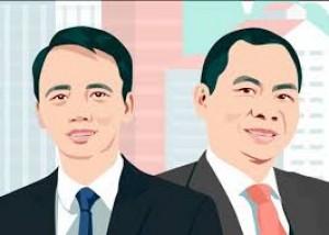 Sự khác biệt của 2 tỷ phú đôla trên sàn chứng khoán Việt