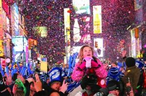 'Tan chảy' với cách đón năm mới kỳ lạ ở các nước trên thế giới