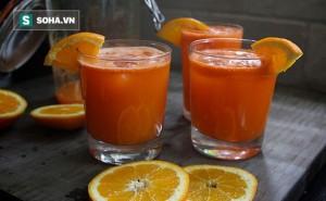 Thải độc cơ thể: Đừng tốn tiền mua thuốc, hãy uống nước loại củ luôn có trong bếp nhà bạn