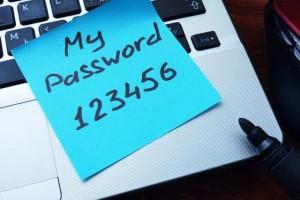 17% người dùng internet sử dụng mật khẩu 123456