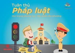 TP.HCM phát 150.000 bản quy tắc ứng xử cho du khách
