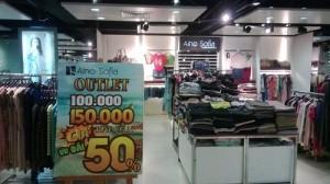 Bí mật giảm giá của hàng thời trang