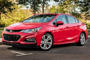 Chevrolet Cruze 2017 máy dầu chỉ tiêu thụ 4,52 lít nhiên liệu cho 100 km