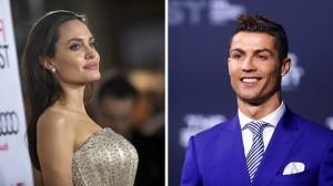Cristiano Ronaldo đóng phim cùng Angelina Jolie