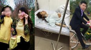 Em gái xinh bị chồng ăn bám đâm 4 nhát ở Hà Nội, anh trai uất hận viết tâm thư