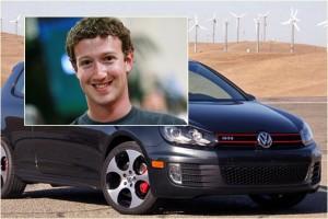 Kiếm triệu đô mỗi ngày, ông chủ Facebook gây bất ngờ với xế hộp thường dùng