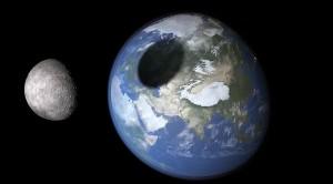 Nếu Mặt Trời chưa hết năng lượng, Mặt Trăng sẽ đâm Trái Đất sau 65 tỉ năm nữa
