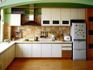 Phong thủy nhà bếp: Nhà bếp mà không để kiểu này, bảo sao gia đình bạn mãi nghèo hèn