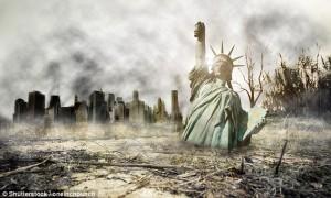 Rộ tin đồn con người bị hủy diệt vì thiên tai năm 2017