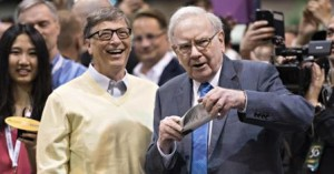 Cách chọn bạn kinh điển của người giàu nhất thế giới