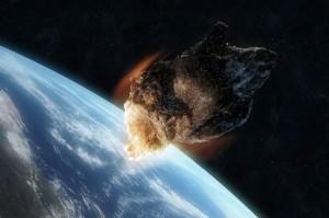 Ngày 25/2/2017: Thiên thạch khổng lồ sẽ đâm vào Trái đất?