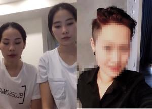 'Tình đồng tính' Bảo Thy lên tiếng 'tố ngược' hai chị em Nam Em gây choáng