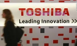 Toshiba sẽ nộp đơn xin phá sản?
