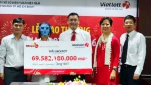 Vì sao 3/14 người trúng giải đặc biệt Vietlott chưa đến nhận tiền?