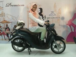 Yamaha Fino Grande mới ra mắt giá 30,9 triệu đồng