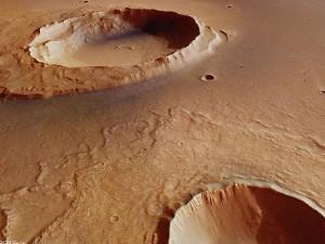 Bằng chứng sóng thần và đại dương từng tồn tại trên sao Hỏa