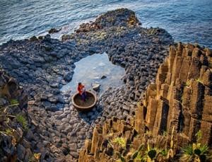 Check in Gềnh Bàng - điểm hoang sơ ít người biết đến ở Đà Nẵng