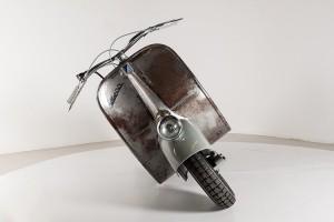 Choáng: Vespa cổ 71 năm tuổi giá lên tới 8 tỷ đồng