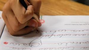 Nhiều trường học Mỹ đưa chữ viết tay vào chương trình giảng dạy