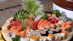 Những món ăn từ cá hồi sống