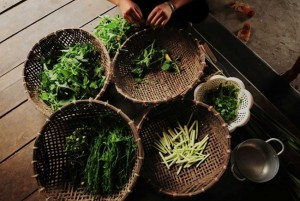 Những món ăn vặt độc đáo, ngon khó chối từ của người Thái Tây Bắc