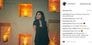 Đạo diễn 'Kong' đăng ảnh Ngô Thanh Vân khiến rộ tin hẹn hò