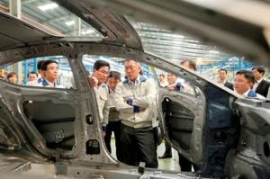 Tập đoàn Thành Công hợp tác cùng Hyundai Motor sản xuất xe tại Việt Nam