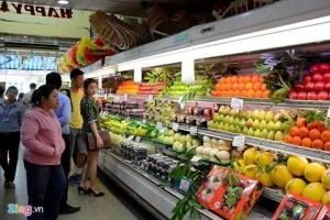 Mỗi ngày người Việt chi 62 tỷ đồng nhập hoa quả ngoại
