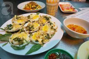 4 con hẻm ẩm thực