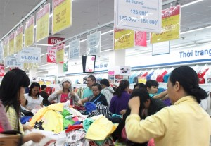 Co.opmart sẽ đồng loạt giảm giá mạnh mừng sinh nhật từ 8/4