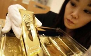 Giá vàng rơi tõm vào chu kỳ băng giá?